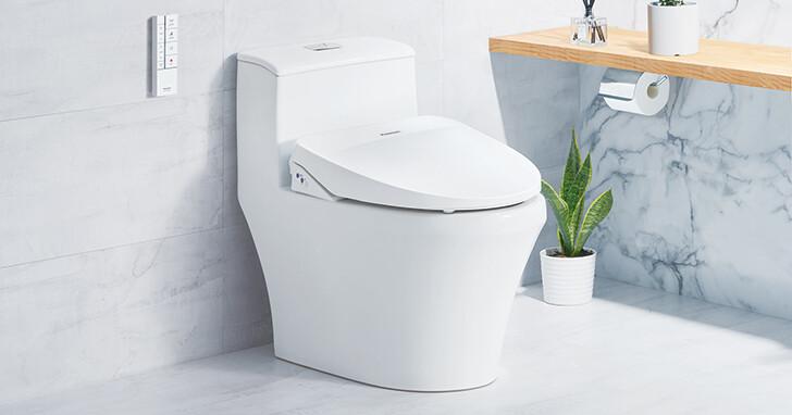 Panasonic洗淨便座 日本製瞬熱技術 水溫穩定 使用更放心