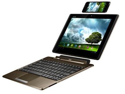 MWC 2012:Asus Padfone 正式登場,四月與你相見