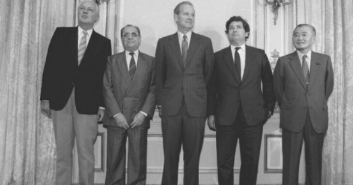 美日將組美日半導體同盟有多諷刺?回顧40年前《廣場協議》怎麼帶來日本失落的二十年