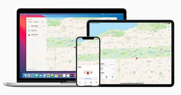 蘋果「尋找」功能開放第三方裝置加入,暗示著 AirTag 即將出現?