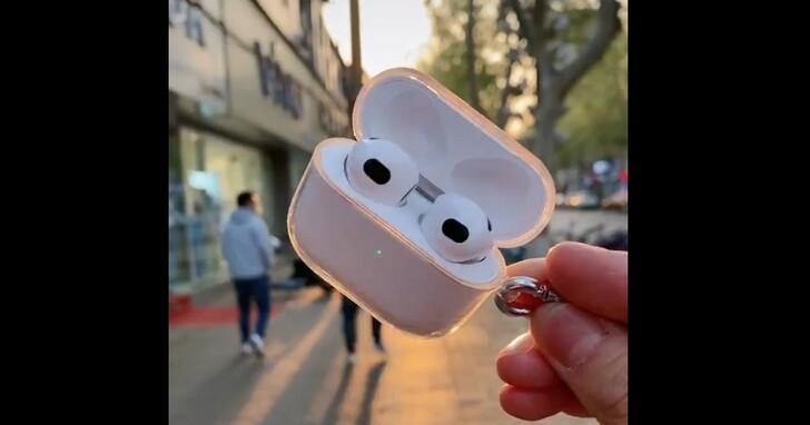 山寨AirPods 3已經在中國上市,連蘋果官網都買不到的中國山寨科技「快時尚」