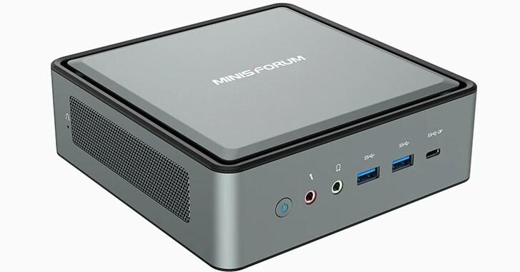 Minisforum HM50迷你電腦搭載AMD Ryzen 5 4500U,重點是買得到