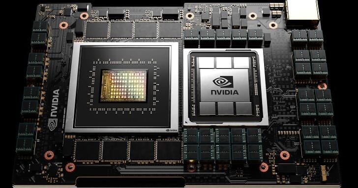 NVIDIA於GTC21發表超強Arm架構CPU處理器NVIDIA Grace,效能海放x86