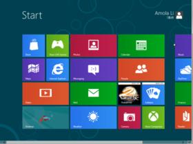 Windows 8 消費者預覽版安裝方法建議與試玩報告