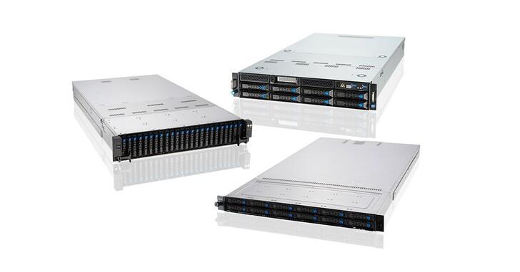 華碩推出企業首選AMD EPYC 7003系列伺服器