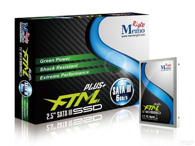 Memoright FTM Plus Slim,7mm 薄型 SSD 實測