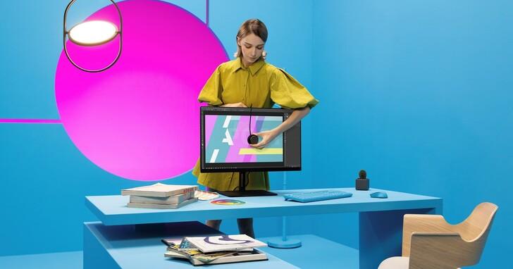 ViewSonic ColorPro專業顯示器榮獲2021年iF設計獎 獨家校色功能、友善使用者體驗、極致簡約外型設計脫穎而出