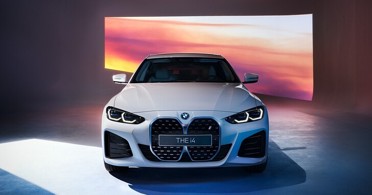 BMW 純電豪華休旅 iX 與純電跑車 i4 今年第四季上市,首波建置 14 座直流高速充電站