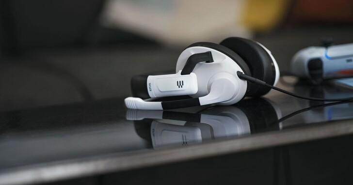 延續 Sennheiser 電競血統,EPOS 在台推出全新電競耳機 H3