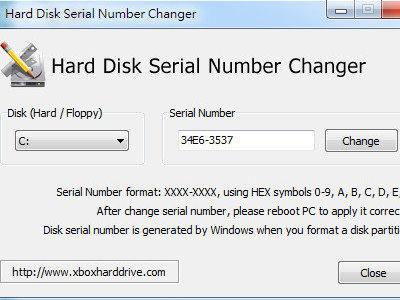 解決莫名其妙的硬碟序號衝突問題