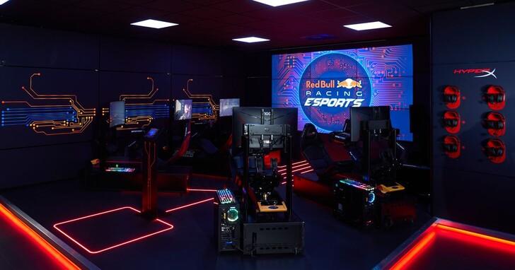 HyperX宣布與Red Bull賽車電競戰隊展開全新合作