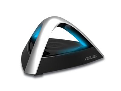 Asus EA-N66 無線網卡:2.4GHz、5GHz 雙頻、外型很特別