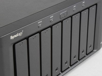 Synology DS1812+ ,高效能 8Bay NAS 伺服器開箱