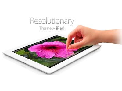 新 iPad 正式登場,主打 Retina display、8大重點看這裡