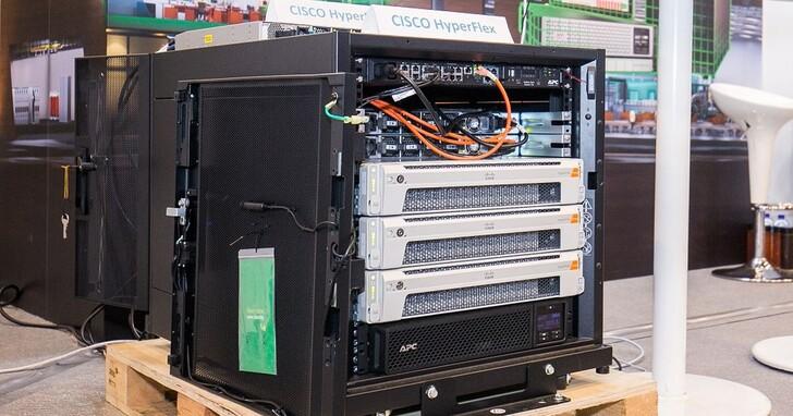 施耐德電機攜手遠傳、思科系統,展現智慧化資料中心部署