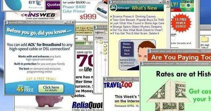 回顧網路廣告發展技術,無所不在的網路廣告是從被動變成主動找到你的?