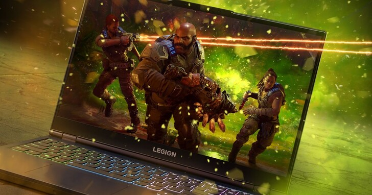 Lenovo Legion 電競筆電,搭載 Intel Core H 處理器、高刷新率螢幕