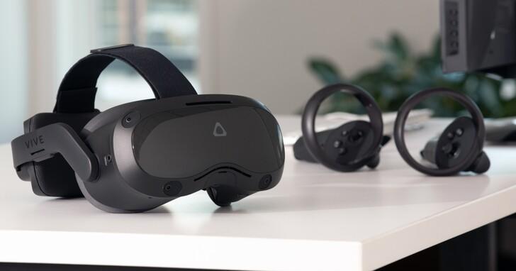 HTC 發表 5K 旗艦 VR 一體機:VIVE Focus 3、VIVE Pro 2 六月上市