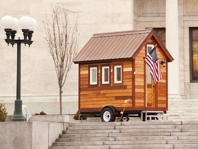 世界上最小的房屋,你可以在 eBay 上買到!