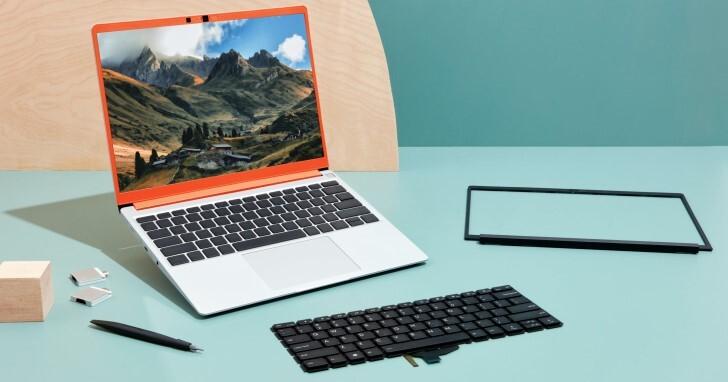 改造空間大的DIY筆電!Framework模組化筆電開放預購,最低價格22,500元起