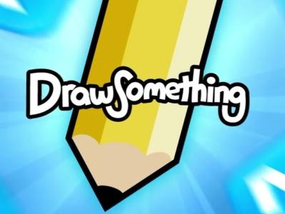 Draw Something  App ,與朋友一起挑戰想像力、塗鴉天份