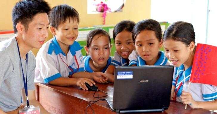 華碩捐百台筆電,助學子防疫不停學