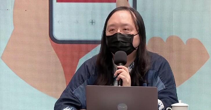 國家隊「簡訊實聯制」,唐鳳示範如何使用QR CODE、手機就算沒相機功能也可用