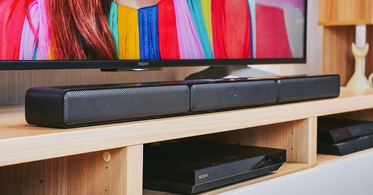 5.1 聲道劇院音響超值首選 Sony HT-S40R 深度實測,小資族升級電視音效的最佳捷徑!