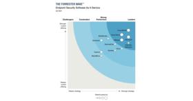 VMware被Forrester評為終端安全軟體即服務領導者