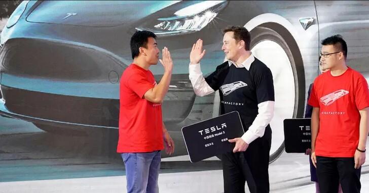中國政府部門要求,有買特斯拉的公務人員快轉賣