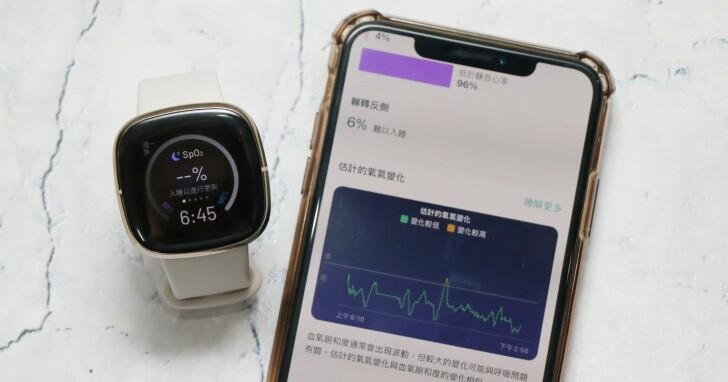 Fitbit 血氧濃度功能上線!三步驟教你如何安裝與檢視夜間 SpO2 變化