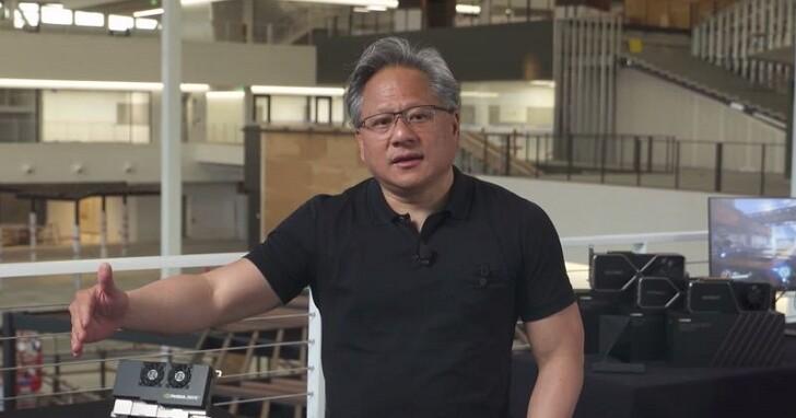 【COMPUTEX 2021 】NVIDIA黃仁勳也挺加密貨幣,期待以太坊進入PoS階段