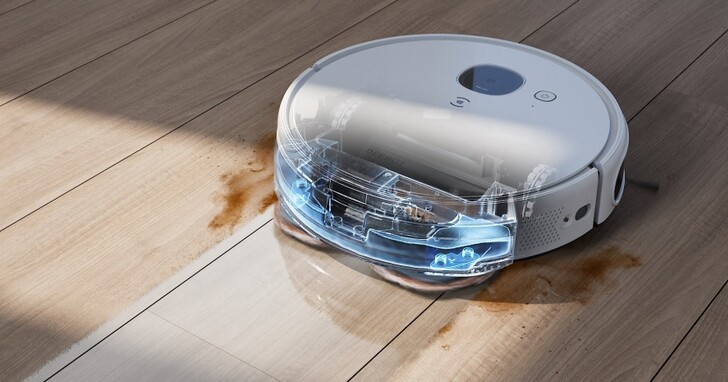 科沃斯掃拖機器人 DEEBOT N9+ 新登場,吸掃拖洗風乾五合一、早鳥優惠 15,900 元