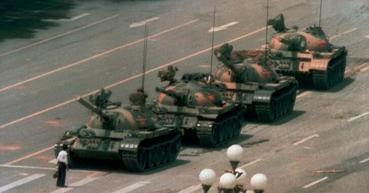 在六四這一天,微軟的Bing搜尋圖像引擎不知道什麼是「tank man」