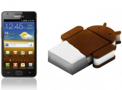 Samsung Galaxy S2 升級 Android 4.0,實測報告