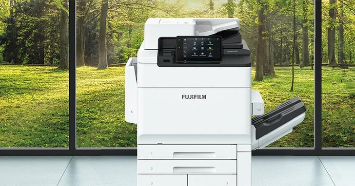 台灣富士軟片資訊推出最新 ApeosPro 多功能印刷設備,採用全球首創 LED 列印頭