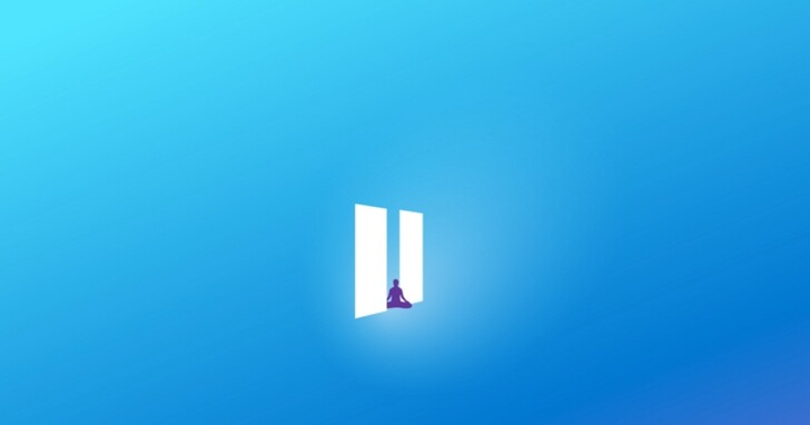 為了幫Windows 11想梗,微軟小編壓力山大!PO出「禪定小人」