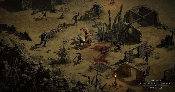 E3 21/原汁原味、依舊暢快《暗黑破壞神 II:獄火重生》將於 9 月正式上市