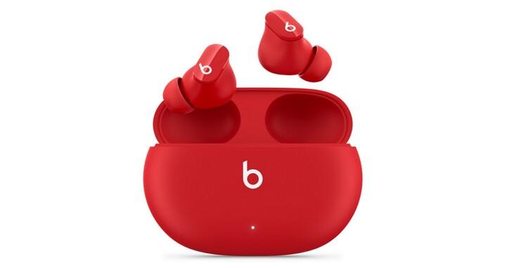 Beats Studio Buds 真無線耳機發佈,比AirPods潮還有主動降噪,售價卻僅4,790元