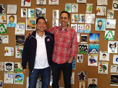 Zynga 拿2億買了 Draw Something 的 OMGPOP