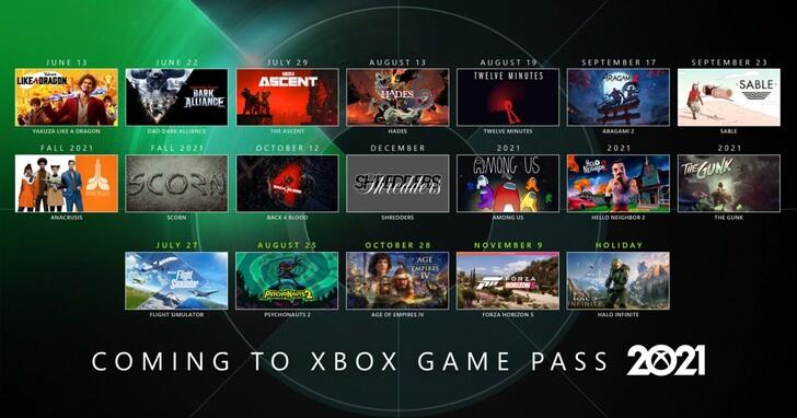 Xbox、Bethesda E3 內容總整理,30 款遊戲中 27 款 XGP 玩得到