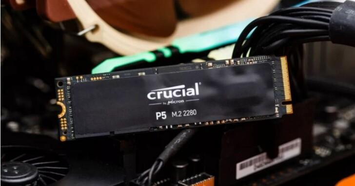 Crucial撤回「SSD用於挖礦即不予保固」策略