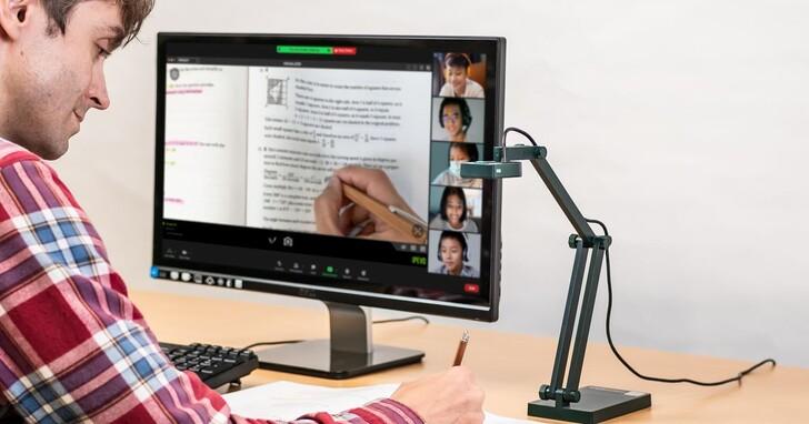 愛比科技捐北市百臺視訊教學攝影機,協助遠距教學