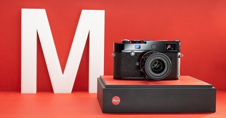 徠卡推出 Leica M10-R 黑漆特別版,重現「露銅」經典