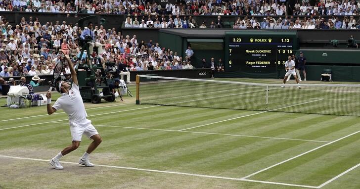 網球迷有福了!7/6 起LINE TODAY 將直播《2021 溫布頓網球錦標賽》