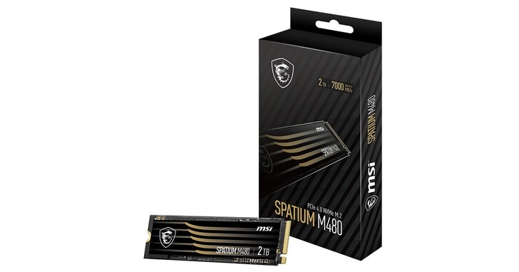 MSI 推出 SPATIUM 系列 PCle NVMe 固態硬碟,擴展消費級 SSD 產品線,全系列保固 5 年