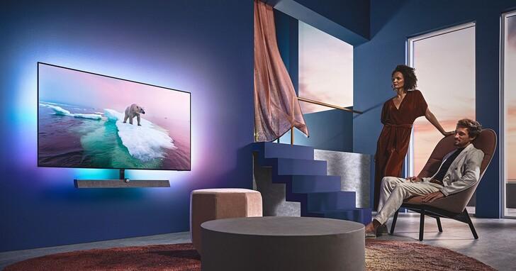 飛利浦發表 2021 年全新大型顯示器系列,搭載 P5 AI 影像處理技術、具備電影偵測功能