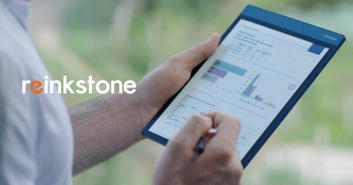 Reinkstone R1彩色10吋電子閱讀器,搭載Android 11系統、價格約台幣15,540元