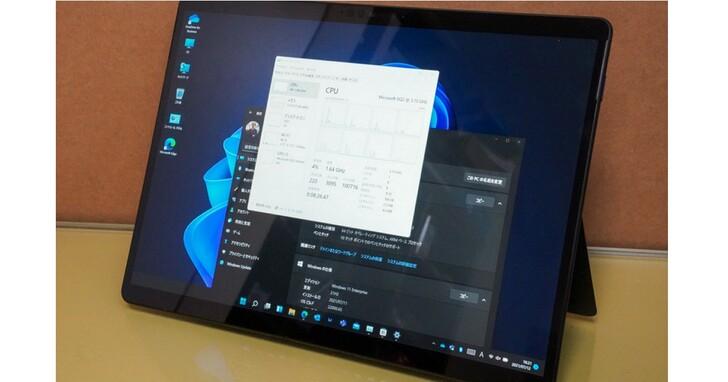 微軟傳打造Microsoft SQ2處理器Surface Pro X,對抗Apple M1、順暢執行Windows 11