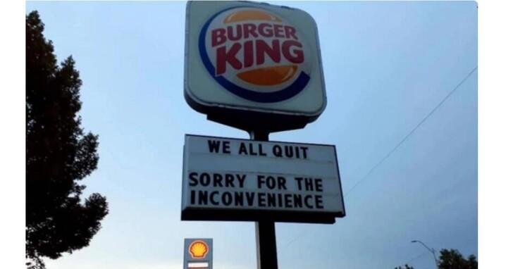 漢堡王慣老闆冷氣壞了不肯修,員工熱到集體辭職導致整間店關門